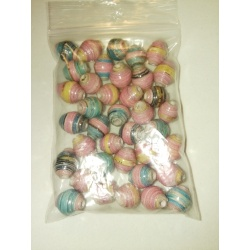 Bag of Baby Barrel Beads